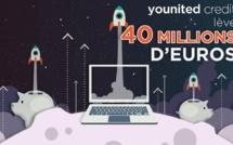 Younited Credit réalise une augmentation de capital de 40 millions d'euros
