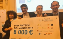 "DreamQuark élue ""Fintech de l'année 2017"" par Finance Innovation"
