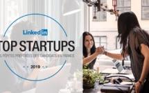 LinkedIn dévoile son classement Top Startups 2019 en France