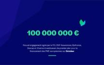 October annonce un nouvel engagement de 100 M€ du Fonds Européen d'Investissement