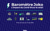 Baromètre Joko - Impact du (dé)confinement sur 12 secteurs du retail