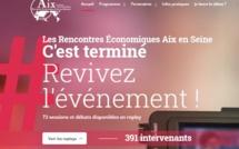 Rencontres Économiques d'Aix en Seine du 3 au 5 juillet