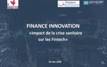 99 Advisory & Finance Innovation publient une étude sur l'impact de la crise sanitaire sur les fintech