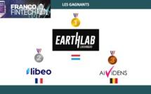 Voici le Podium de la Fintech Francophone de l'Année 2021...