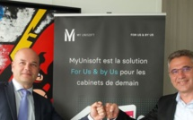 MyUnisoft lève 5,8 M€ auprès de 58 cabinets d'expertise comptable et de Drakarys