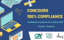 Crédit Agricole S.A. et le Village by CA lancent la deuxième édition du concours « 100 % Compliance » dédié aux Start-Ups FinTech et RegTech